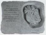 Angel Garden Stone, Large - 945