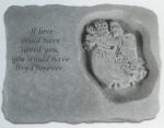 Angel Garden Stone, Large - 946