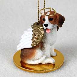 Beagle Dog Angel Ornament