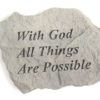 Inspirational Rock, Small - 421